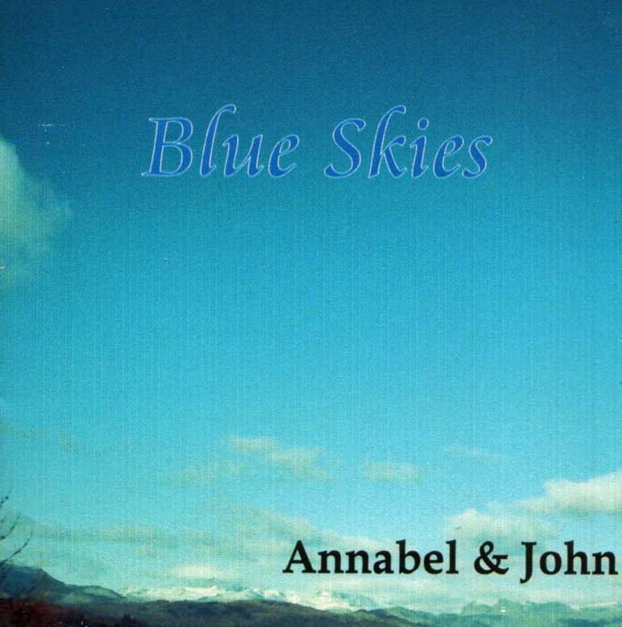Picture of CD Cover Blue Skies