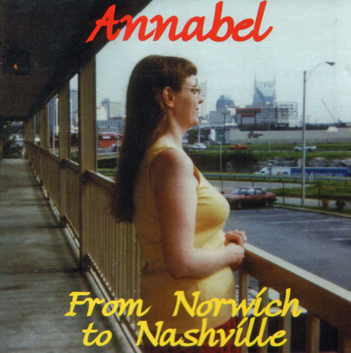 Picture of CD Cover from Norwich to Nashville