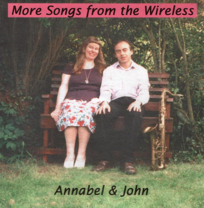 Picture of CD Cover More Songs From The Wireless